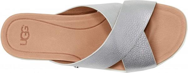 KARI METALLIC Sandale 2021 silver