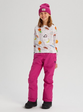 GIRLS SWEETART Pant 2020 fuchsia