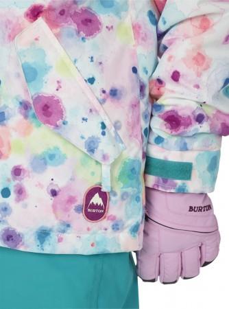 GIRLS ELODIE Jacke 2018 drip dye