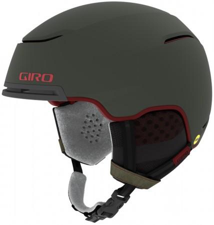 TERRA MIPS Helmet 2019 matte white