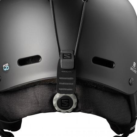 BRIGADE Helm 2021 black