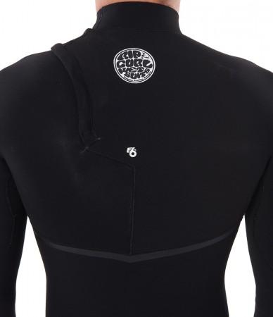 E BOMB 4/3 GBS ZIPFREE Full Suit 2022 black