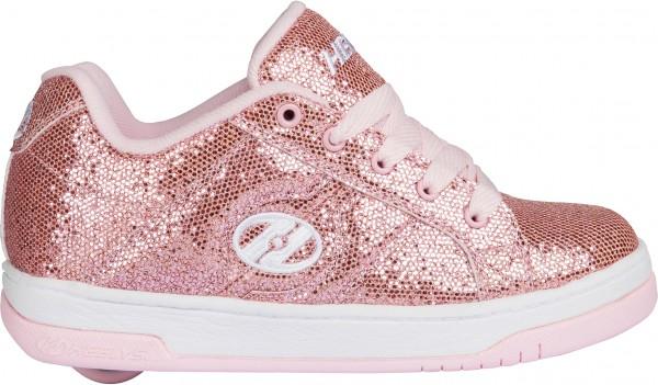 SPLIT Schuh 2017 light pink disco glitter