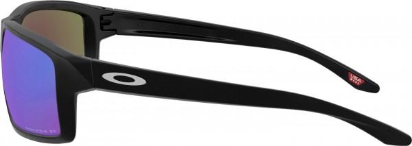 GIBSTON Sonnenbrille matte black/prizm sapphire polarized