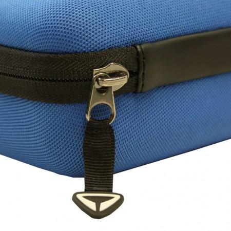 GOPRO UPDATE POV SMALL Case blue