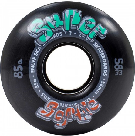 SUPER SOFTIE 4er Pack Rollenset 2021 black