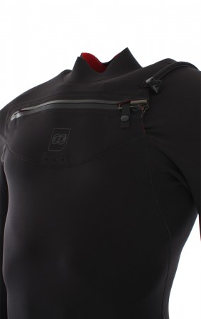 X1 3/2 Full Suit black