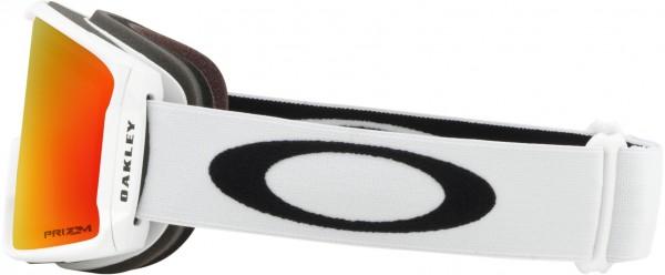 LINE MINER XM Schneebrille 2020 matte white/prizm torch