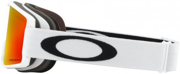 LINE MINER Goggle 2020 youth matte white/prizm torch