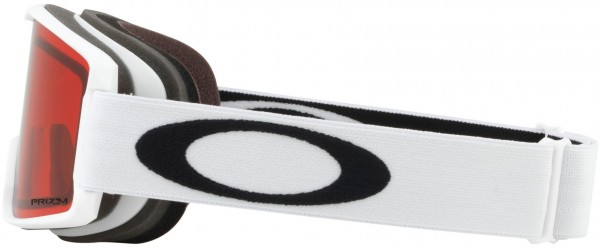 LINE MINER Goggle 2020 youth matte white/prizm rose