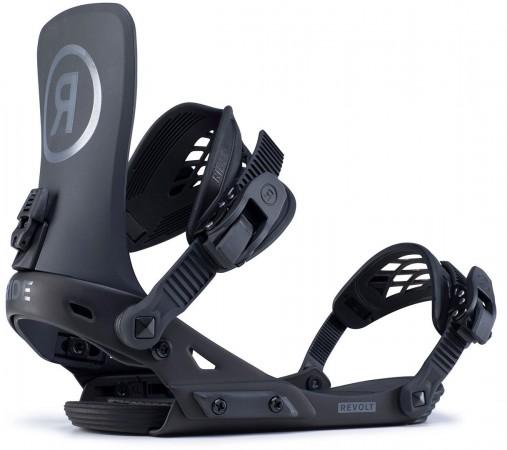 TRAVIS RICE PRO HP BLUNT 155 2020 incl. RIDE REVOLT black