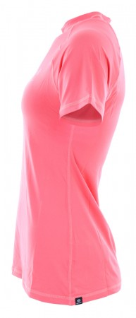 GOLDEN RAYS SS Lycra 2021 coral