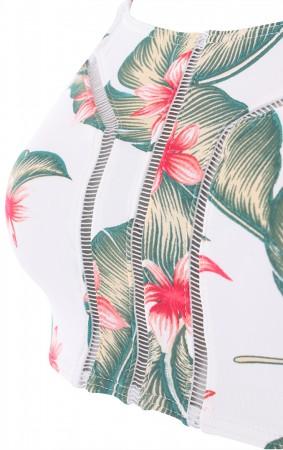 DREAMING DAY CROP TOP Bikinioberteil 2019 bright white tropical love
