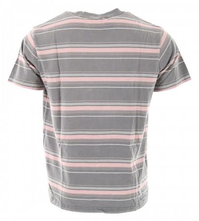 BEZ STRIPE T-Shirt 2021 balsam green