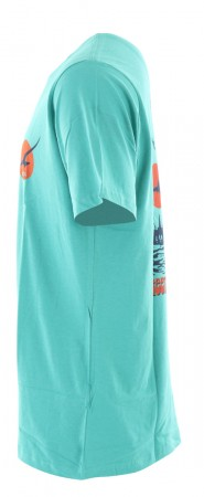 BLISS T-Shirt 2021 turquoise