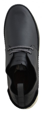 STATLEY LEATHER Schuh 2017 black