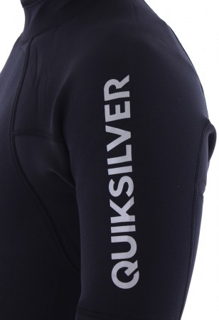 SYNCRO BASE 2/2 BACKZIP Shorty 2018 black