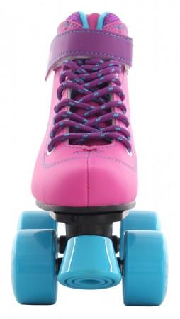VISION II Rollschuh pink/blue
