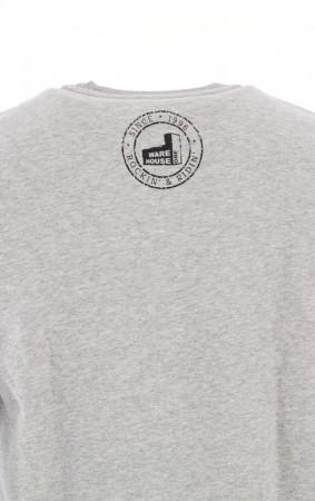 RANGE ORGANIC Sweater heather grey
