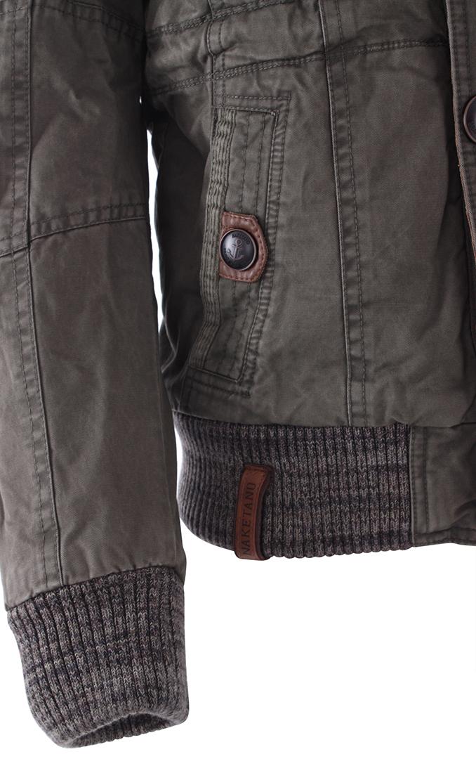DER LANDVOGT V Jacket 2018 olive L | Warehouse One