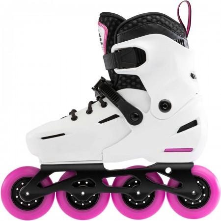 APEX G Inline Skate 2021 white/pink