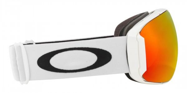 AIRBRAKE XL Schneebrille 2020 polished white/prizm torch + prizm rose
