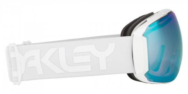 AIRBRAKE XL Goggle 2020 factory pilot whiteout/prizm sapphire + prizm hi pink