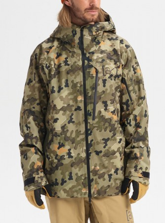 AK GORE CYCLIC Jacket 2020 keef shelter camo