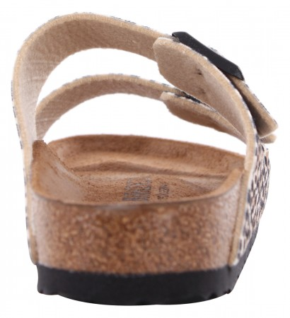 ARIZONA SLIM Sandale 2020 leo lilly brown beige
