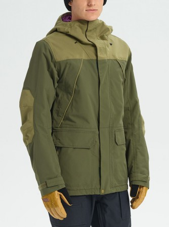 BREACH Jacket 2020 keef/martini olive