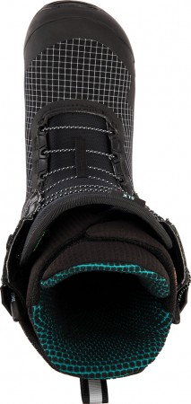 SLX Boot 2022 black/teal