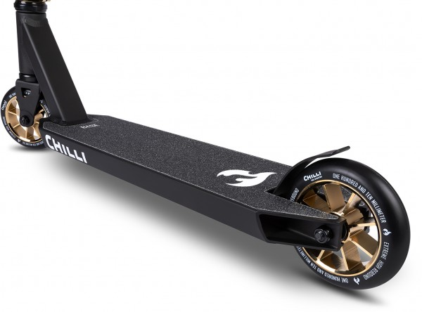 BASE Scooter Edition black/gold