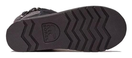 NEWBIE Stiefel 2020 black grill