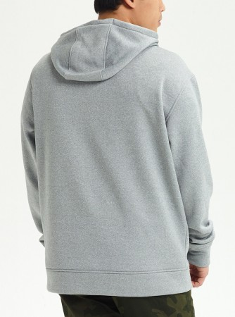 OAK Hoodie 2020 mountain gray heather