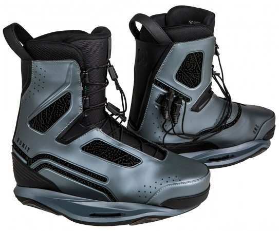 KINETIK PROJECT SPRINGBOX 2 144 2019 inkl. ONE Boots space craft grey