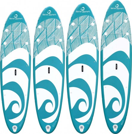LETS PADDLE 11,2 SUP 2021 teal