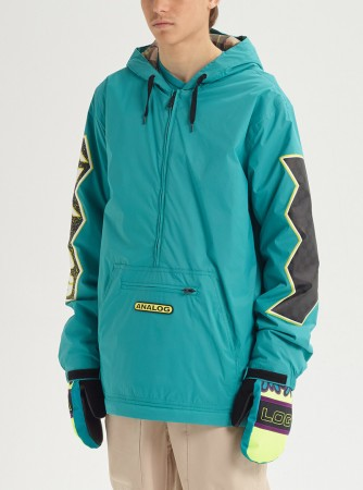 CHAINLINK Anorak 2020 green-blue slate