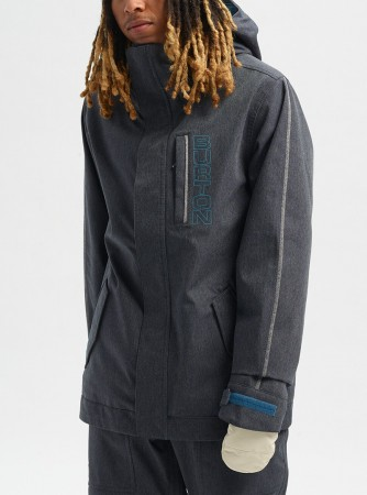 GORE DOPPLER Jacke 2020 denim/bog heather