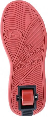 BEPPI 2180371 Schuh mit Rollen red/white/blue
