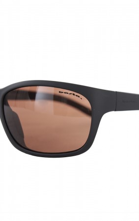 HENRY Sunglasses matte black/brown
