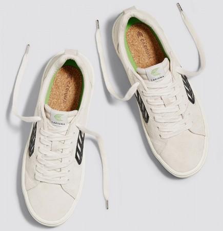 CATIBA PRO Schuh 2021 off-white vintage/black