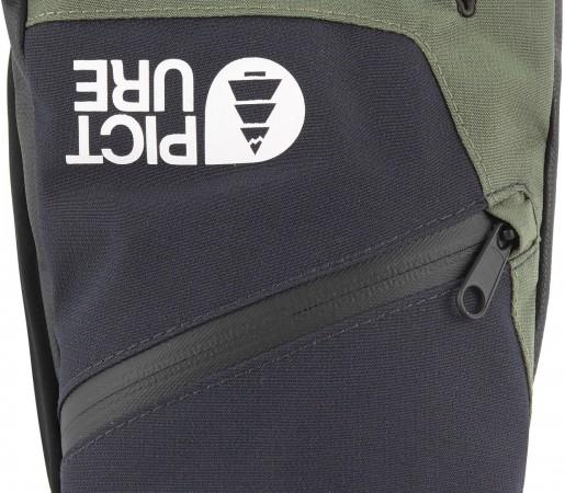 KINCAID Handschuh 2021 lichen green/dark blue