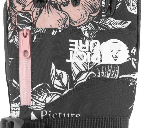 PALMER Handschuh 2021 peonies black