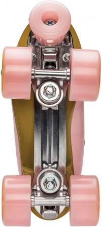 QUAD SKATE Rollschuh 2021 pink/yellow