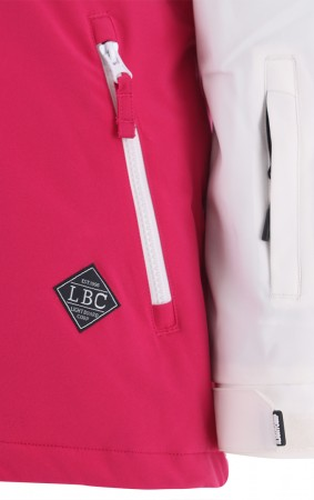 LIMA Jacket 2020 pink/white