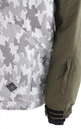 RAIL Jacket 2019 camou/olive