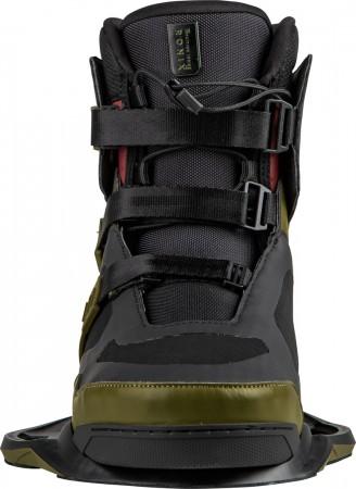 VOLT 158 2020 inkl. RONIX SUPREME EXP Boots olive/bordeaux