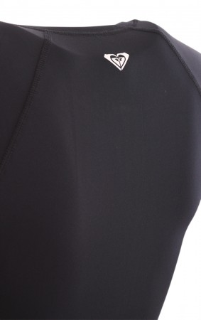 ESSENTIALS ZIPPED SS Lycra 2020 anthracite