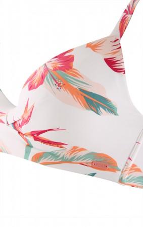 LAHAINA BAY Bikini 2020 bright white tropic call