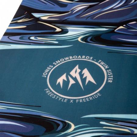 TWIN SISTER Snowboard 2022